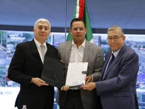 Gobierno de Hidalgo y Embajada de Belice intercambian conocimientos en materia de seguridad1