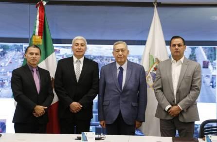 Gobierno de Hidalgo y Embajada de Belice intercambian conocimientos en materia de seguridad4