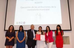 Gobierno del Estado de Hidalgo entrega Certificados de Competencias Laborales a municipios1