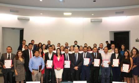Gobierno del Estado de Hidalgo entrega Certificados de Competencias Laborales a municipios4