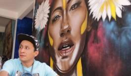 Graffiti, una expresión artística que invita a jóvenes a apropiarse de los espacios públicos en Mineral de la Reforma4