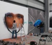 Graffiti, una expresión artística que invita a jóvenes a apropiarse de los espacios públicos en Mineral de la Reforma5