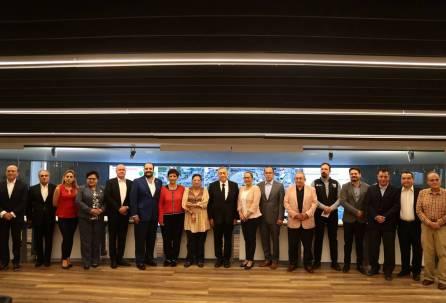 Hidalgo sede de la 2da reunión de Organismos Públicos de Derechos Humanos4