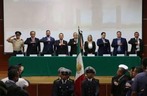 Hidalgo sede de la Tercera Reunión Nacional de Directores de Academias e Institutos de Policías 1