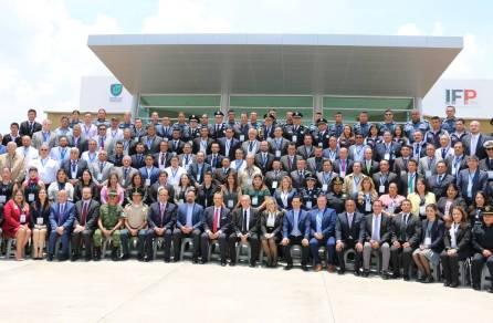 Hidalgo sede de la Tercera Reunión Nacional de Directores de Academias e Institutos de Policías 4