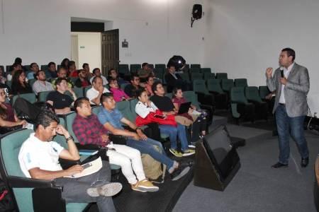 Imparten a representantes de asociaciones un seminario de marketing digital deportivo.jpg