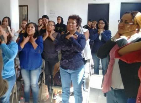 Impartirán Taller de Defensa Personal a mujeres en Tolcayuca