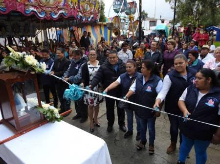 Implementan operativo de seguridad por Feria Patronal de Vicente Guerrero en Tolcayuca 1