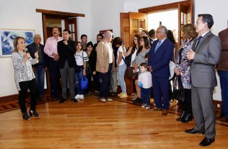 Inaugura Museo Casa Grande pinturas de 8 reconocidos acuarelistas mexicanos 1