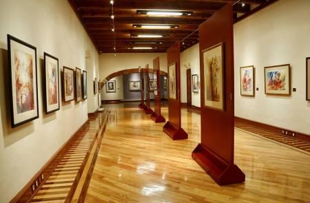 Inaugura Museo Casa Grande pinturas de 8 reconocidos acuarelistas mexicanos 2