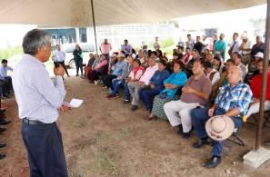 Inauguran en Tizayuca electrificación 1