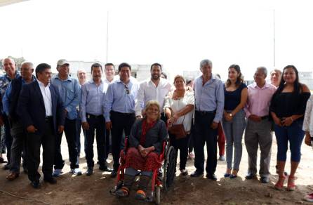 Inauguran en Tizayuca electrificación 4