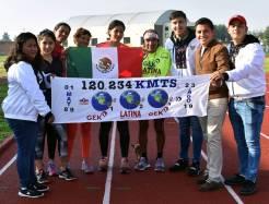 José Luis Macías sigue sumando kilómetros2