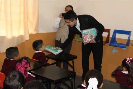 La educación de la niñez y juventud hidalguense asegura un mejor futuro