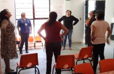 """La IMM de Tolcayuca, promueve el taller de género """"Solo para Mujeres"""""""