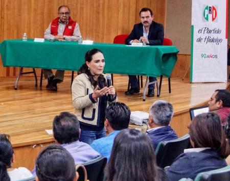 La renovación del priismo, mandato de las bases,  Erika Rodríguez.jpg
