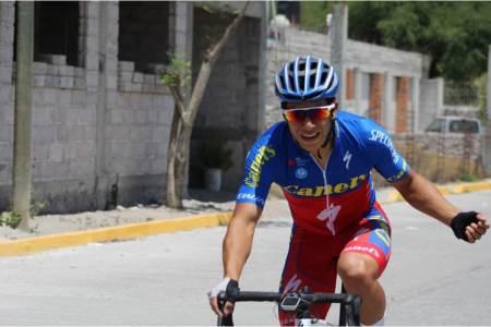 Leonel Palma y Francisco Lara en el Tour de UTAH 2019