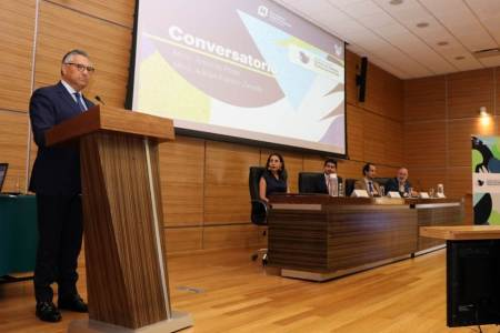 Los Mecanismos Alternativos de Solución de Controversias son la gran apuesta de la PGJEH, Raúl Arroyo