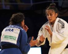 Luz Olvera y Nabor Castillo participarán en el Mundial de Judo Tokio 2019-1