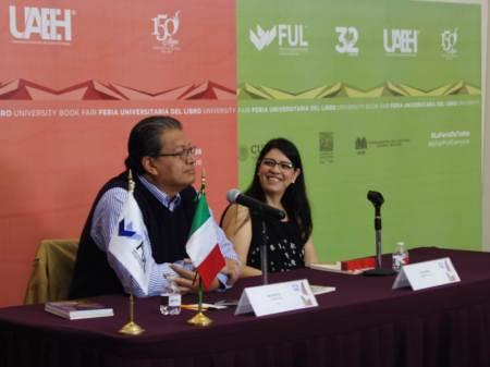 """Mauricio Carrera presenta su más reciente novela """"La vida endeble"""" en FUL 2019.jpg"""