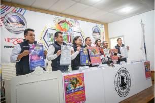 Presentan programa de actividades de La Tradicional Feria Pachuquilla 2019