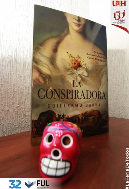 Presentarán obra La conspiradora en FUL 2019.jpg