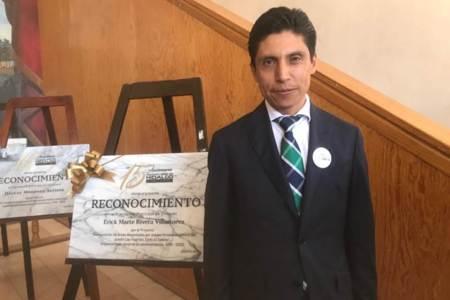 Presidencia de Zimapan recibe reconocimiento