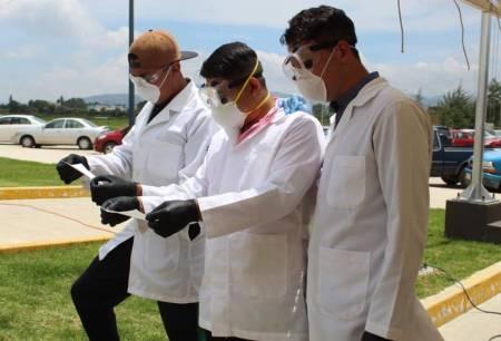 Realizan Campamento Forense en la Universidad Tecnológica de Tulancingo 2.jpg