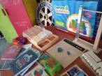 Recibe donación de material didáctico Montessori, biblioteca de Los Ángeles, en Tolcayuca2