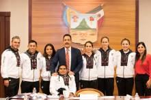 Reconoce Fayad a deportistas que participaron en Panamericanos4