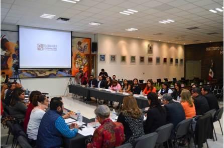 Reconoce INMUJERES papel del Observatorio de Participación Política de las Mujeres de Hidalgo