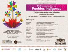 Reconocen y celebran en Pachuca a Pueblos Indígenas3