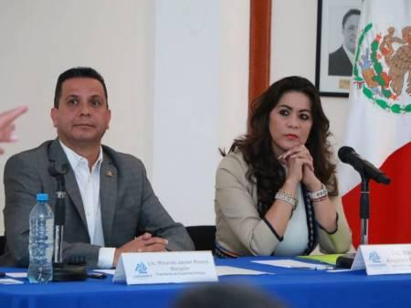 Refrendan Convenio de Colaboración STPSH y COPARMEX Hidalgo 1