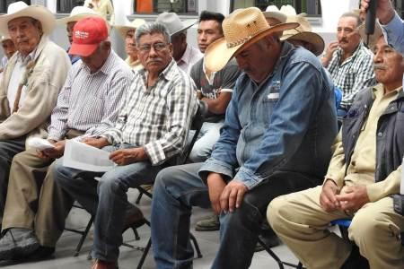 Se abre convocatoria para el seguro agrícola catastrófico 2019, en Tolcayuca