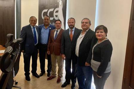 Se llevó a cabo la 1ª Sesión Ordinaria Consejo Consultivo para el Desarrollo Turístico Sustentable de Hidalgo