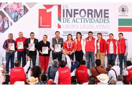 Somos una oposición responsable y con experiencia, María Luisa Pérez Perusquía3