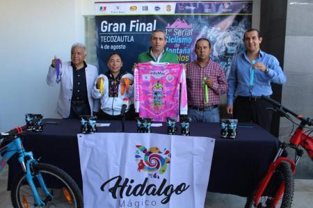 Todo listo para cierre del Serial de Ciclismo de Montaña de Pueblos Mágicos, en Tecozautla.jpg