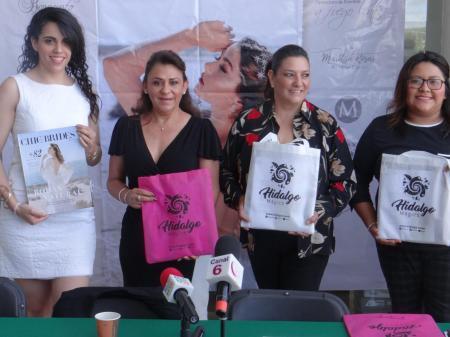 """Todo listo para el 4to. Showroom Chic Brides, Hidalgo """"Cásate Conmigo"""" en Hidalgo Mágico2"""