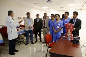 UAEH modelo universitario de éxito para el país, Luciano Concheiro Bórquez