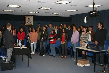 UAEH y Academia Mexicana de Ciencias organizan conferencia de migración