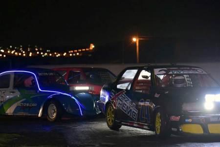 Un éxito resultó la última carrera nocturna de la temporada con pilotos de diferentes estados, debuts y regreso de otros