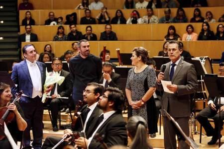 Una velada de ópera con la OSUAEH y Carlos Galván