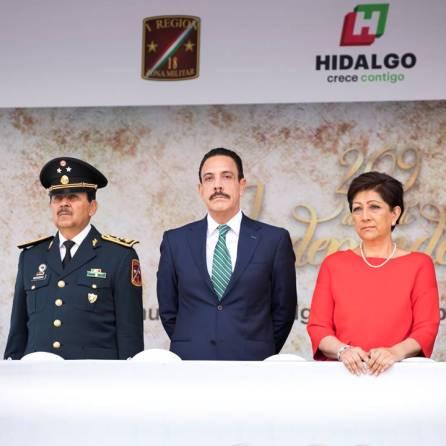 Afluencia histórica en celebraciones patrias en Hidalgo11