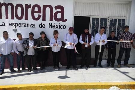 Alcalde de Pacula renuncia al PAN se va a Morena