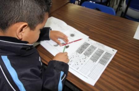 Aplican evaluación PLANEA a estudiantes de 4º y 5º grado de primaria en Hidalgo