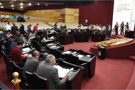 Avala Congreso garantizar derecho al debido proceso y defensa judicial para trabajadores del gobierno estatal y los de municipios