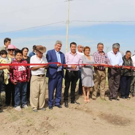 Beneficiarios de electrificaciones agradecen al Gobierno Municipal1