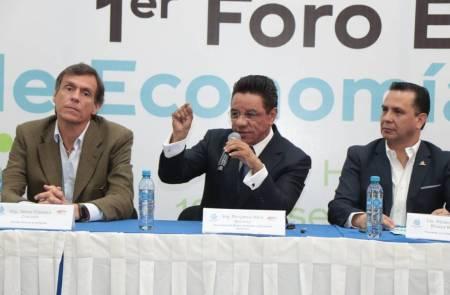 Benjamín Rico convoca a la COPARMEX a fortalecer la Agenda Ambiental