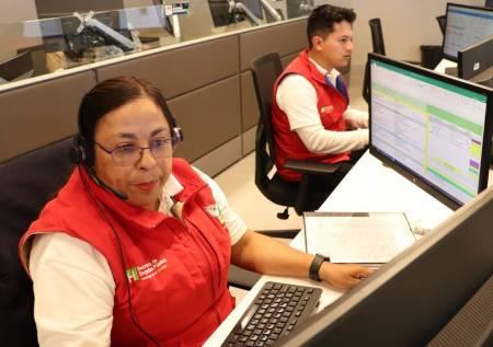C5i de Hidalgo atiende parto con primeros auxilios telefónicos1