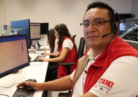 C5i de Hidalgo atiende parto con primeros auxilios telefónicos2